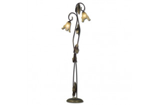 ANTURIUM, stojanová lampa 0477P