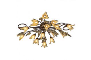 ANTURIUM, stropná lampa 0518PL