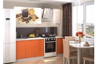 Kuchynská zostava ARTEMIS ORANGE 160
