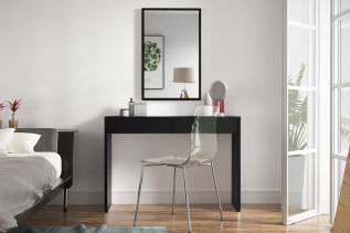ASTRID toaletka so zrkadlom a zásuvkami