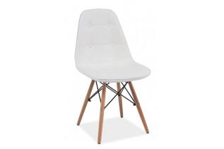 LEXA stolička, biela