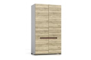 AZTEKA 2-dverová skriňa, san remo