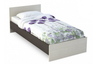 BASKA posteľ 80x200 KP-554, dub belfort