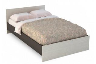 BASKA posteľ 140x200 KP-557, dub belfrot