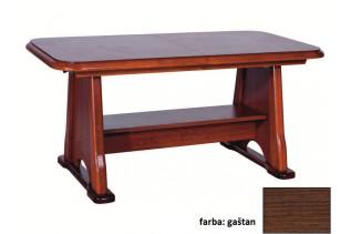BEATRIX rozkladací konferenčný stolík, gaštan