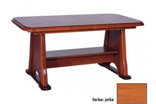 BEATRIX rozkladací konferenčný stolík, jelša