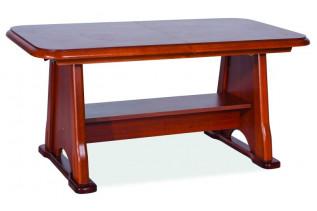 BEATRIX rozkladací konferenčný stolík, orech