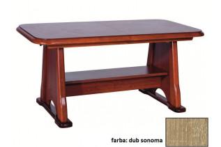 BEATRIX rozkladací konferenčný stolík, dub sonoma