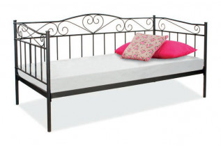 Kovová posteľ BARMA