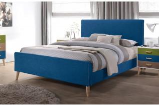 Čalúnená manželská posteľ BELLINE 180