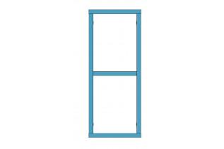 BOBY skrinka, modrá
