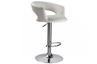 CB-328 barová stolička, biela