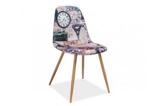 CITY stolička, motív Paríža