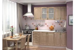 Kuchynská zostava CITRA 180 bez PD, anigre
