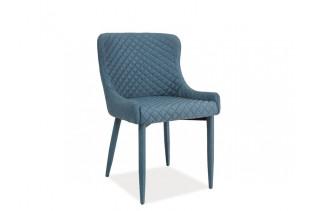 NOLIN jedálenská stolička, denim