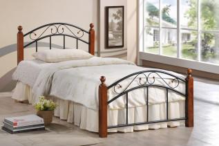 Kovová posteľ DOLORES 90x200