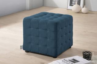 Malá taburetka COBIX II, modrá