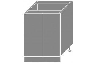 EMPIRIA dolná skrinka D11/60, korpus biely