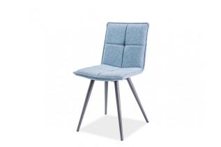 MARIO jedálenská stolička, svetlomodrá