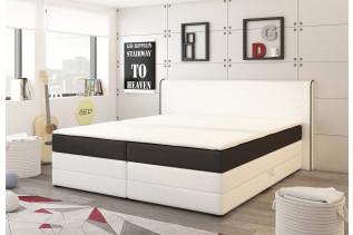MICHIGAN manželská posteľ 180 s matracom a ÚP