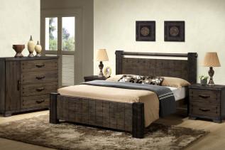 Drevená posteľ DIANA 180