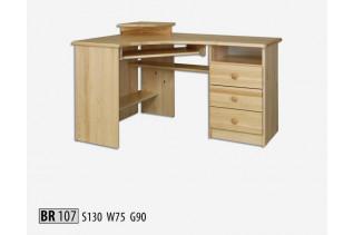 BR107 Písací stôl