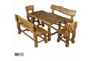 MO101 Záhradný stôl