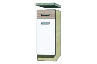 » EKO - 1D dolná skrinka so zásuvkou a policou 30cm