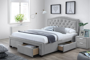 ELENA manželská posteľ 180 (4 šuplíky)