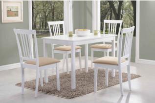 FIRO jedálenský stôl, biely
