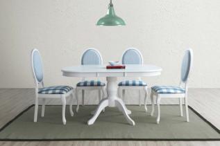 LORENA rustikálny jedálenský stôl