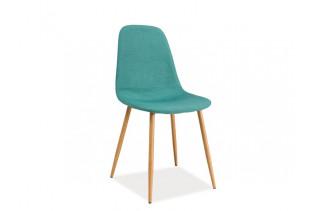 FOXIE stolička, farba mätová