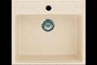 Granitový drez GRANIT STONE 06, piesková 302