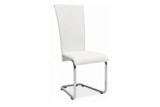 HK-224 jedálenská stolička, biela