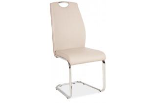 HK-664 jedálenská stolička, cappuccino
