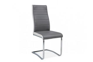 HK-353 jedálenská stolička, sivá