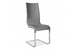 HK-668 jedálenská stolička sivá