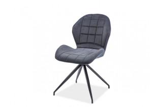 HALLS II jedálenská stolička, grafit