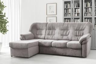 HILLO klasická rohová sedačka