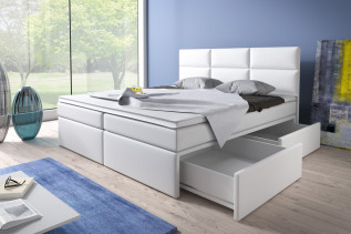 posteľ boxpring