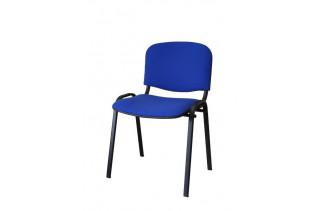 Čalúnená stolička ISSO, modrá
