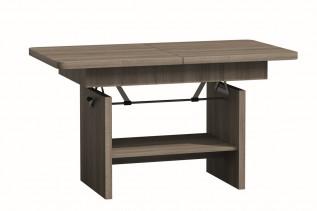 JANÍK univerzálny rozkladací stôl, dub truflový