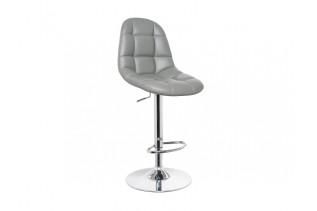 Barová stolička CB-198, šedá