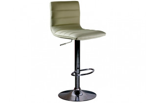CB-331 barová stolička, krémová ekokoža