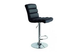 Barová stolička CB-617-čierna