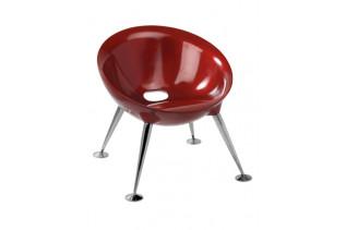 Barová stolička KROKUS A380, červená.