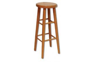 KT240 Barová stolička, výška 80 cm