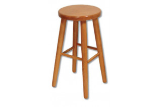 KT242 Barová stolička, výška 60 cm