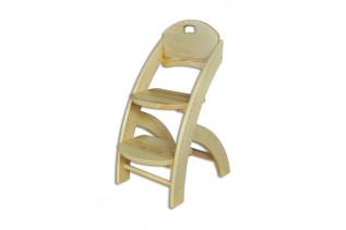 KT201 Detská stolička s nastaviteľnou výškou