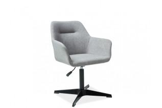 HUBO stolička, šedá